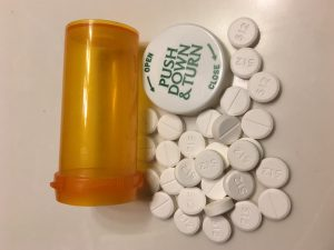 overdose of oxycodone dosage