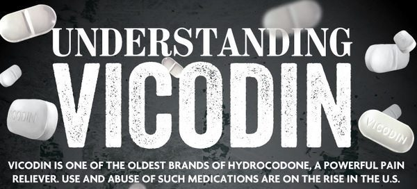 Vicodin Usage, Dosage, Medication, and Side Effects
