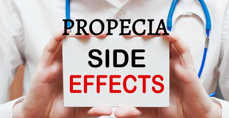 Propecia side effects