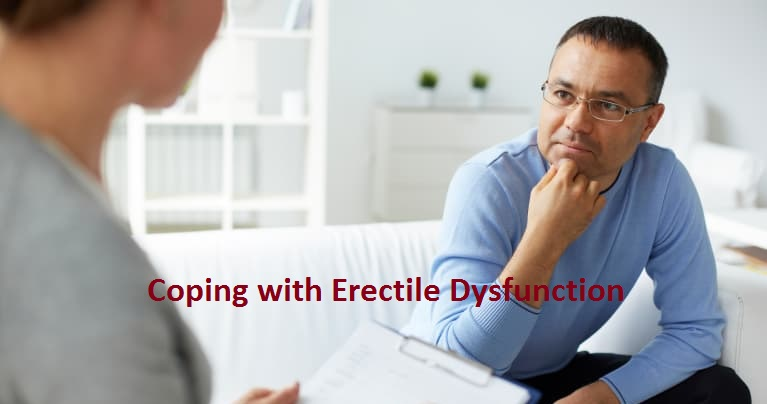 How to Coping with Erectile Dysfunction?