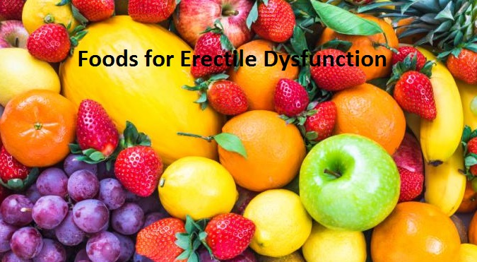 Best Foods for Erectile Dysfunction