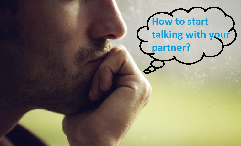 How to start talking with your partner?