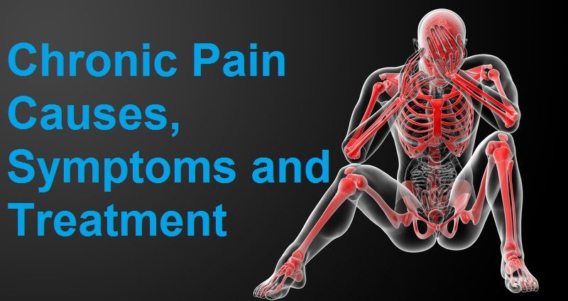 Chronic Pain Causes, Symptoms and Treatment