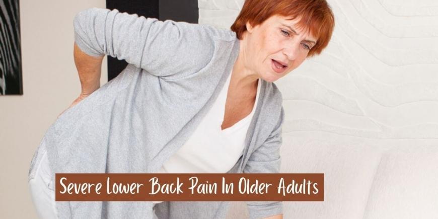 Severe Lower Back Pain