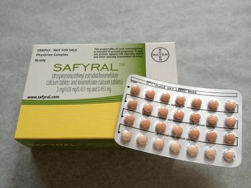 safyral birth control pill