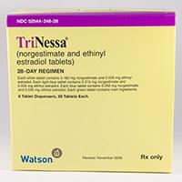 TriNessa Birth Control Pills